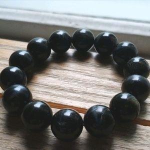 Natural stone chunky/heavy stretch bracelet